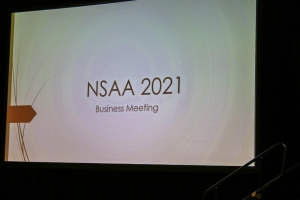 2021 ASA-NSAA JOINT CONFERENCE - STATE OF THE ASSOCIATIONS